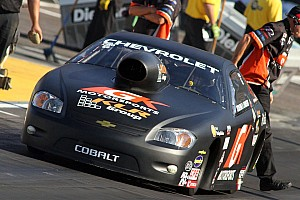 NHRA Race report Enders exits Reading early but remains in championship picture
