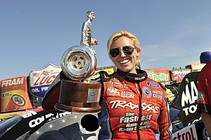 NHRA Breaking news Eight NHRA rookies eligible for 2012 Road to the Future award