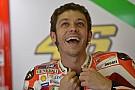 Fifth-best for Rossi in Motegi free practice, Hayden tenth
