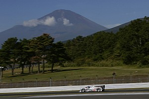 WEC Qualifying report Audi qualifies on front row at Fuji