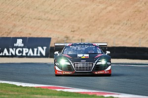 Blancpain Endurance Race report The Belgian Audi Club Team WRT wins both Drivers and Teams Blancpain titles