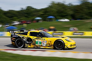 ALMS Preview Corvette Racing looks to finish with a flourish at Road Atlanta