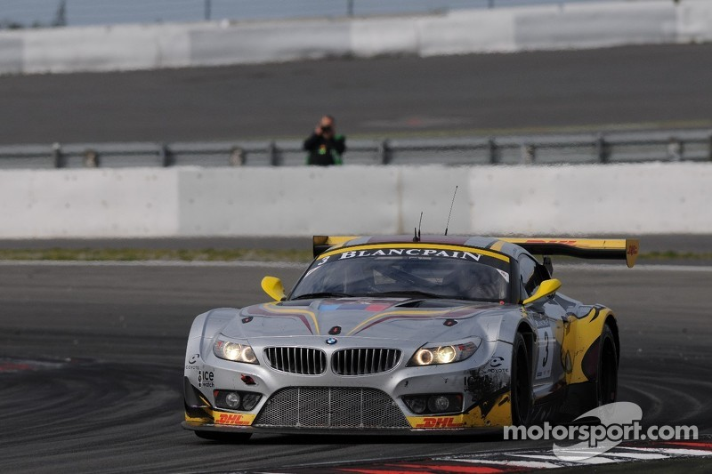 Blancpain - Marc VDS appeal stewards' decision in Navarra