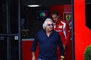 Formula 1 Rumor Alonso cannot win title with Ferrari car - Briatore