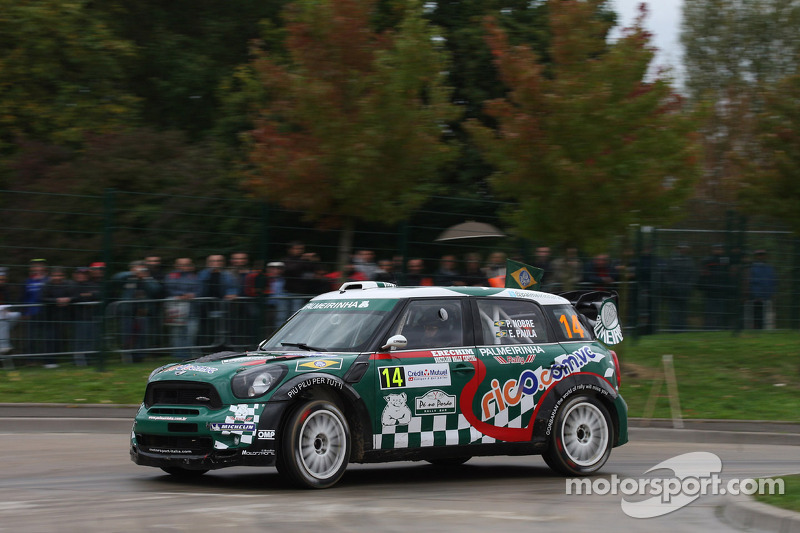 Team MINI Portugal is pleased to take on Rally Italia Sardegna