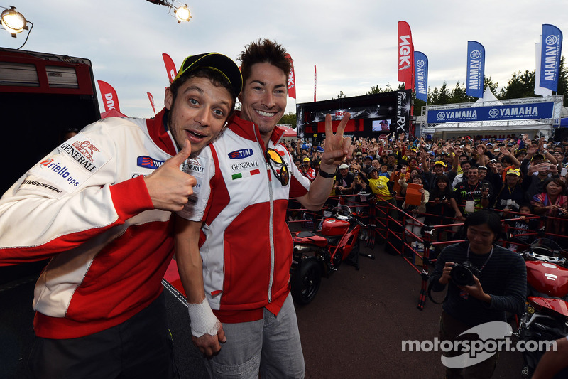 Overseas trip continues for Ducati Team at Malaysia GP