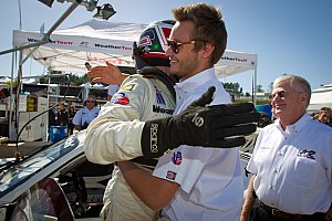 ALMS Qualifying report Keen puts Alex Job Porsche on GTC Pole at Petit Le Mans