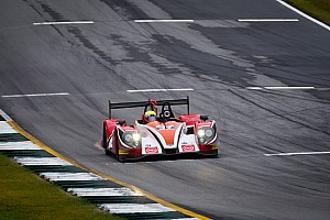 ALMS Qualifying report Conquest Endurance narrowly misses pole position for Petit Le Mans
