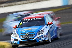 WTCC Race report Menu and D'Aste share Suzuka wins in Japan