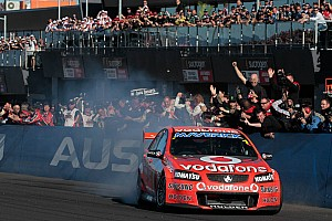 Supercars Race report TeamVodafone secure Dan Wheldon trophy second year in a row