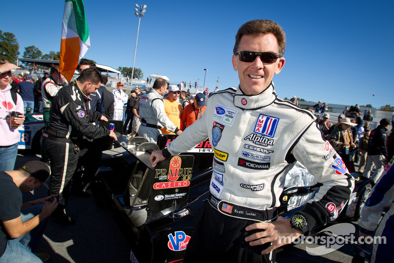 Scott Tucker, Level 5 earn third consecutive title with Petit Le Mans win