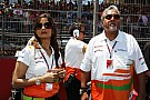 Unpaid staff to confront Mallya at India GP