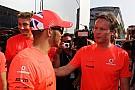 McLaren pushing ahead with 2012 car development