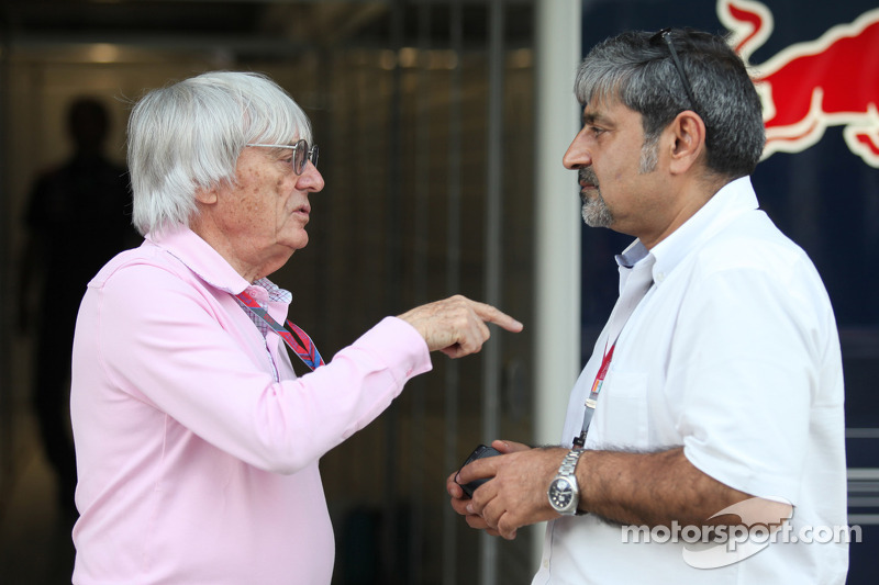Chandhok snr worried F1 to lose other Indian driver