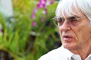 Formula 1 Breaking news Ecclestone confirms Hockenheim talks over 2013