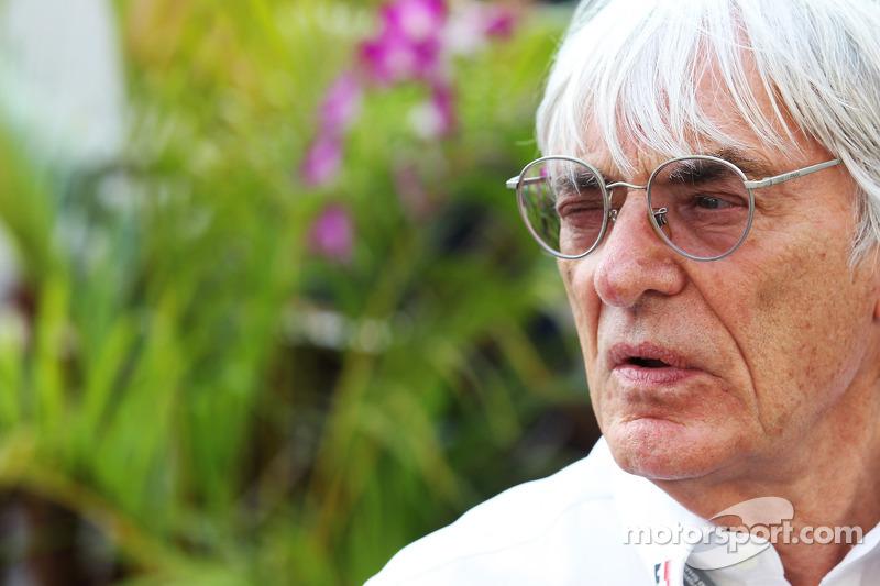 Ecclestone confirms Hockenheim talks over 2013