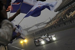 WEC Breaking news Wurz and Lapierre score season finale victory for Toyota in 6 Hours of Shanghai
