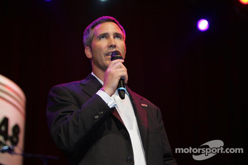 Randy Bernard departs from IndyCar