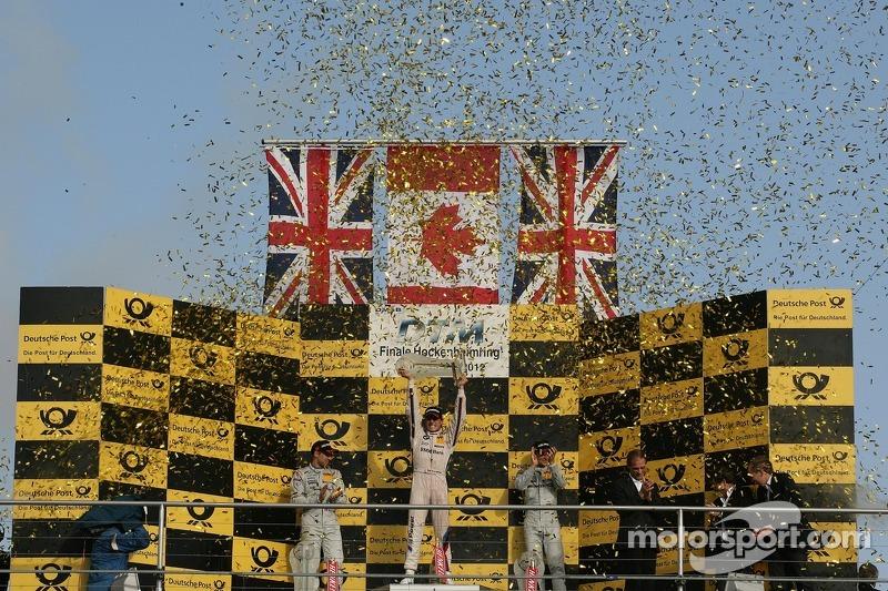 The 2012 DTM season - a success story