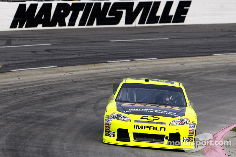 Richard Childress Racing teammates survived Martinsville 500