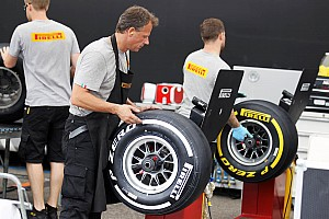Formula 1 Preview Abu Dhabi GP again with P Zero White and P Zero Yellow tires