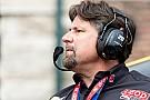 Andretti Autosport statement on Randy Bernard's departure