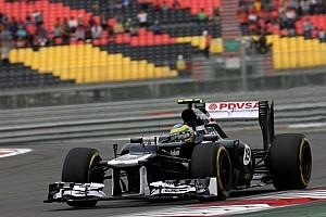 Formula 1 Breaking news Senna reveals sponsors committed beyond 2012