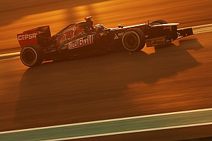 Formula 1 Qualifying report Qualifying was unfortunate for Toro Rosso on Abu Dhabi GP