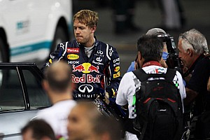 Formula 1 Breaking news Title blown wide open as Vettel kicked out of qualifying