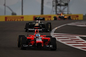 Formula 1 Race report After Abu Dhabi GP, Marussia still holding 10th position in the Constructors' Championship