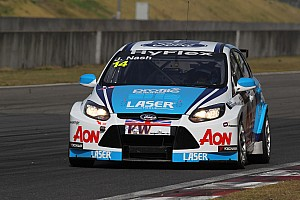 WTCC Race report Nash out of luck in China