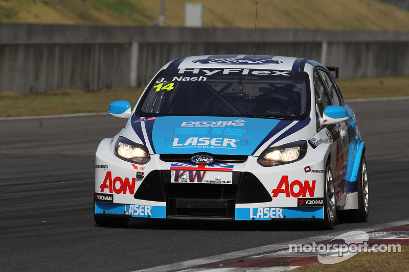 Nash out of luck in China