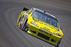 NASCAR Cup Preview Tommy Baldwin and Matthew Dillner race for Sandy victims  at Phoenix