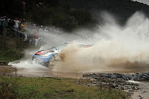 WRC Leg report Elsewhere end of day quotes about Rally de España - day one