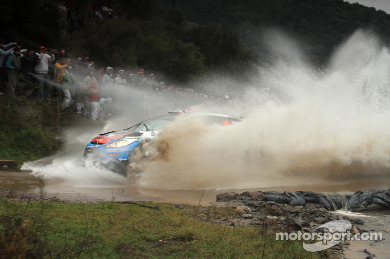 Elsewhere end of day quotes about Rally de España - day one