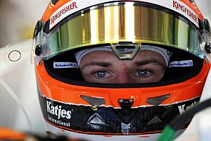 Formula 1 Rumor Hulkenberg leaving door open for 2014