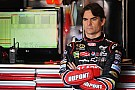 Jeff Gordon on Phoenix: Nice to see a nice wide groove