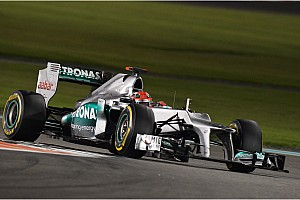 Formula 1 Preview Mercedes is pleased to see F1 returning to United States