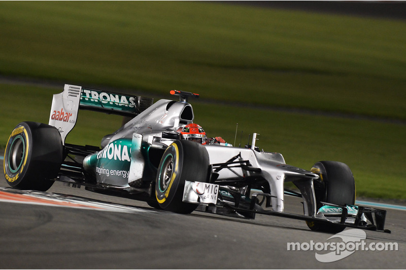 Mercedes is pleased to see F1 returning to United States