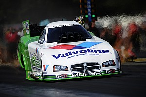 NHRA Qualifying report Beckman maintains control of world championship destiny at Pomona finals
