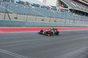 Formula 1 Preview Lotus previews the 19th and penultimate race of the 2012 season