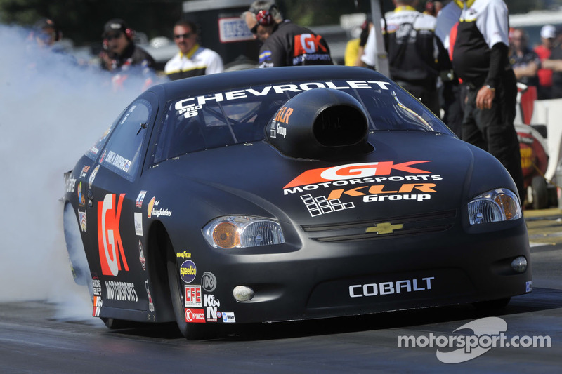 Enders' GK Motorsports gang named sport's Pro Stock 'Hard-Working Crew'