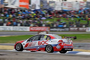 Supercars Race report Team BOC best of the rest on race 2 at Winton