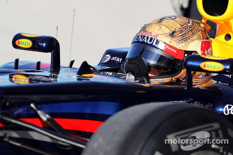 One-stop race in America sets up Vettel title bid