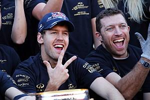 Formula 1 Commentary Vettel lacks 'charisma' - Ecclestone