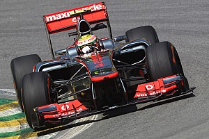 Formula 1 Practice report McLaren topped the time-sheets in both Friday sessions in São Paulo