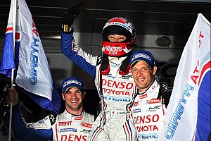 WEC Interview Nicolas Lapierre and the Toyota Hybrid:
