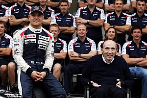 Formula 1 Breaking news Bottas, replacing Senna, joins Maldonado at Williams