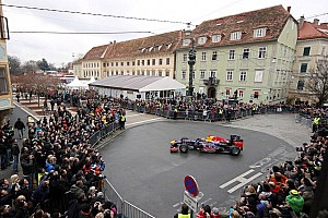 Formula 1 Special feature Party time for Vettel and Red Bull