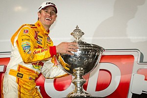 IndyCar Breaking news Champion Hunter-Reay heads list of Andretti Autosport 2013 lineup